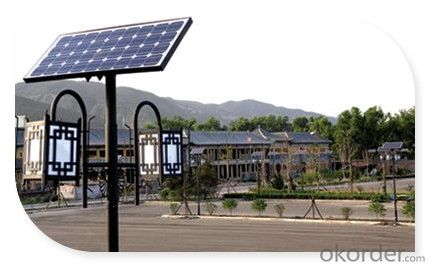80W Efficiency Photovoltaic Chinese Solar Panels For Sale 5-200W
