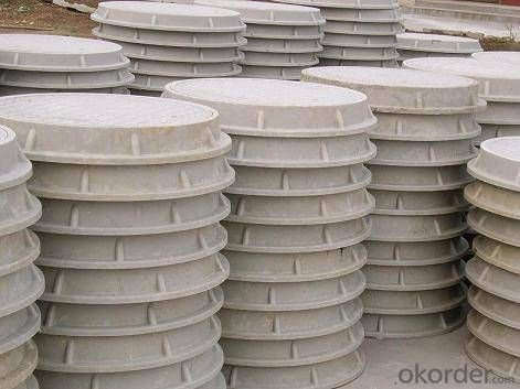 Manhole Covers Ductile Cast Iron  GGG50 D400