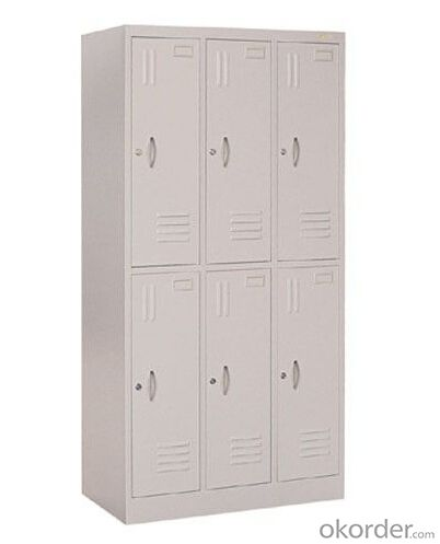 Metal Cabinet Locker for Selling Model CMAX-004
