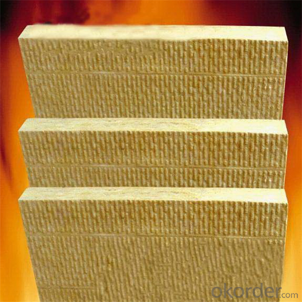 Low Thermal Conductivity Insulating Rock Wool of Good Quality