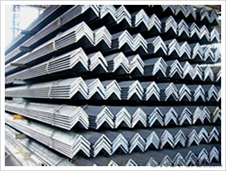Mild stainless steel angle for construction
