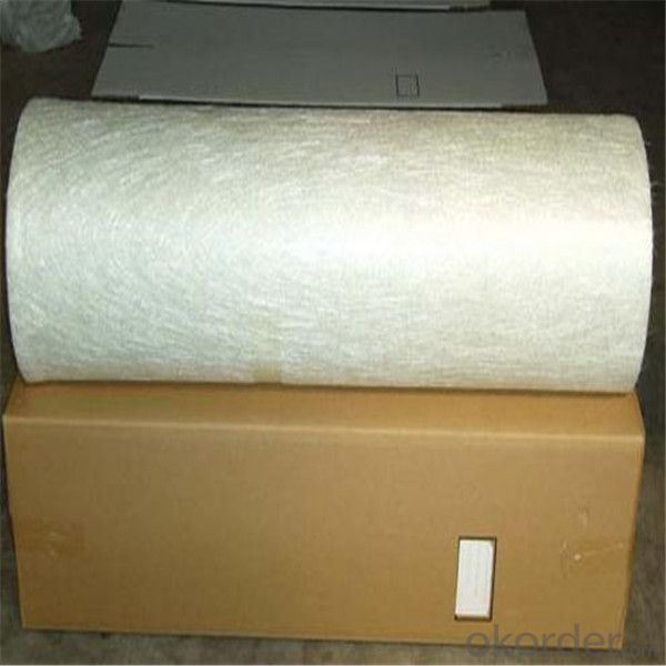 Glass Fiber Chopped Strand Mat (Factory Price)