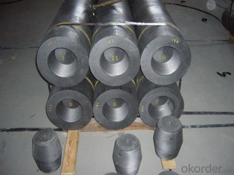 UHP Graphite Electrode with Low Price and Nipple Hot Sale High Quality