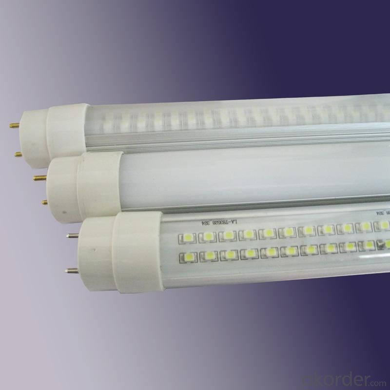 T8 LED Tube 1.2m 18w 1700lm Three Years Warranty CRI 70 MILKY COVER