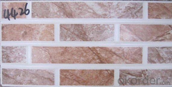 24x24 Cheap Beige Villa Glazed Rustic Ceramic Tile