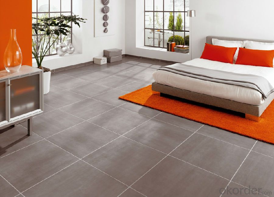 Types of flooring tile