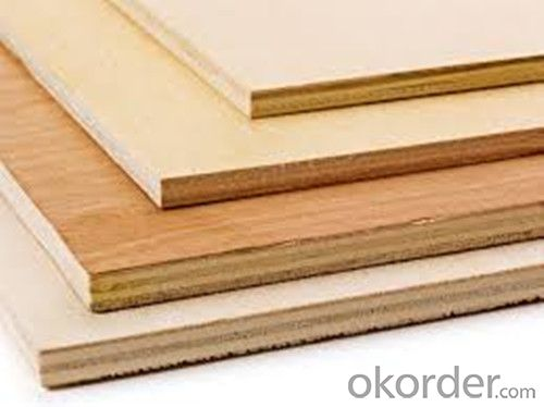 Plywood for Furniture Usage from CNBM