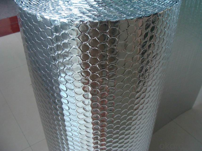 EPE Form with Aluminum Foil Facing in both sides