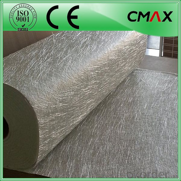 China Jushi Fiberglass Chopped Strand Mat Supplier