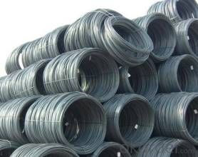 SAE1006 Hot Rolled Steel Wire Rod 6.5mm with in China
