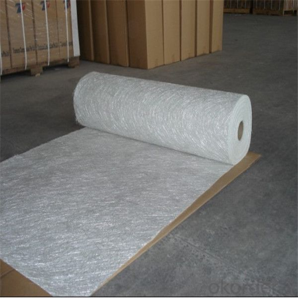 Easy Operation E-glass Powder Chopped Stand Mats