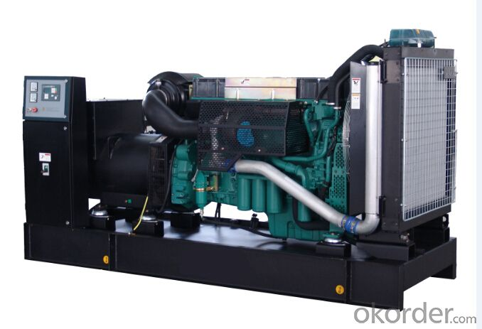 Diesel Generator Volvo 100kw/130kva