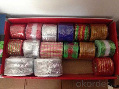Cheap Price 4cm Custom Printed Dot Wholesale Deco Poly Mesh for Dresses