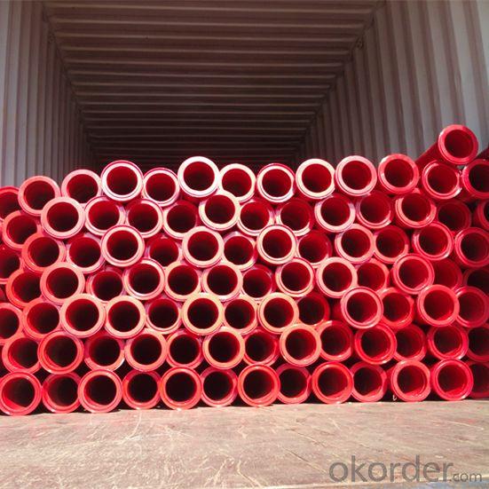 DN150 High Pressure Concrete Pump Pipe for Putzmeister