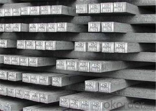Square Steel Billet Hot Sale Q275B/5SP in China