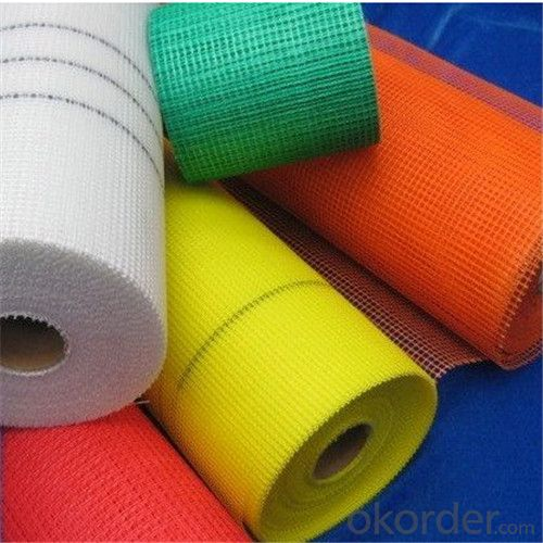 Fiberglass Mesh Wall Insulating Cloth Material