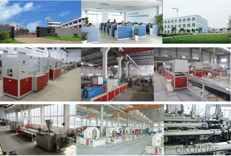 Best Quality Three-layer PVC Waterproof Extrusion Line