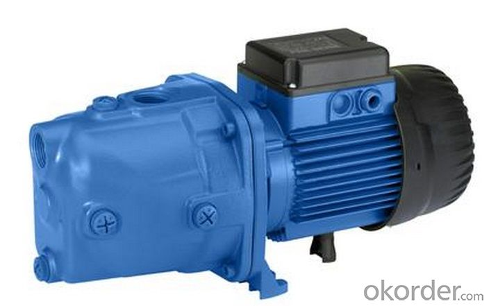 JET Self-priming Centrifugal Water Pumps