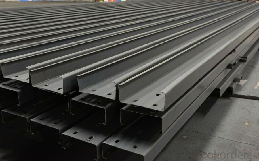 Cold Rolled C Channel with High Quality C240
