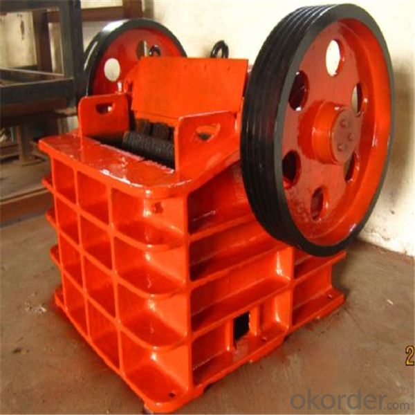 High-efficiency Mining Jaw Crusher Series Mobile Crusher In China