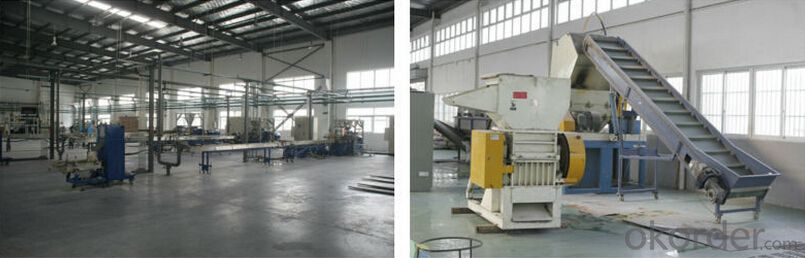 Plastic extruder/PVC pipe extrusion machine/pipe extrusion line