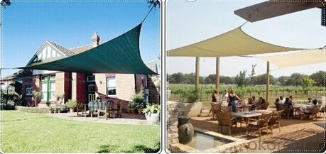 UV Top Outdoor Canopy Patio Sun Shade Sail