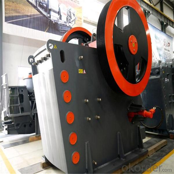 20-1200TPH High-Efficiency PE Jaw Crusher Made In Chian 2015