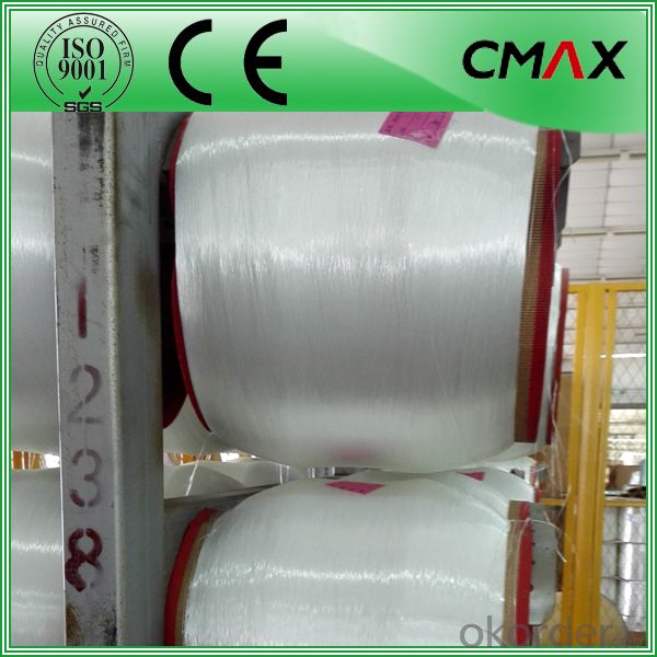Direct Roving for Filament Winding/Pultrusion/Waving