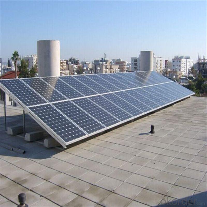 Mono 200W  1Kw Solar Panel
