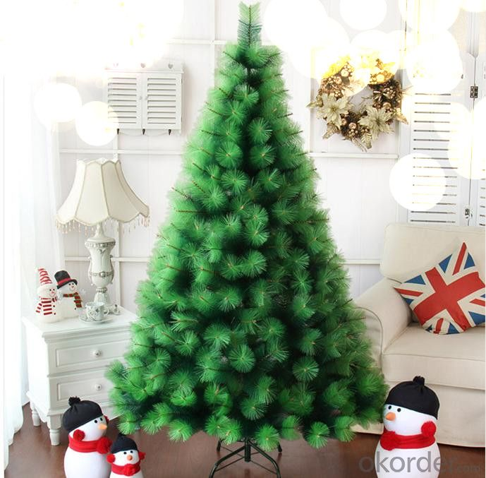 Christmas Tree 2FT-4FT with Pine Needle Material