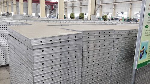 Long Using Lifetime Superior Aluminum Formwork