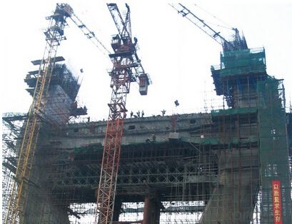 Widely Used Auto-climbing Formwork in Qatar