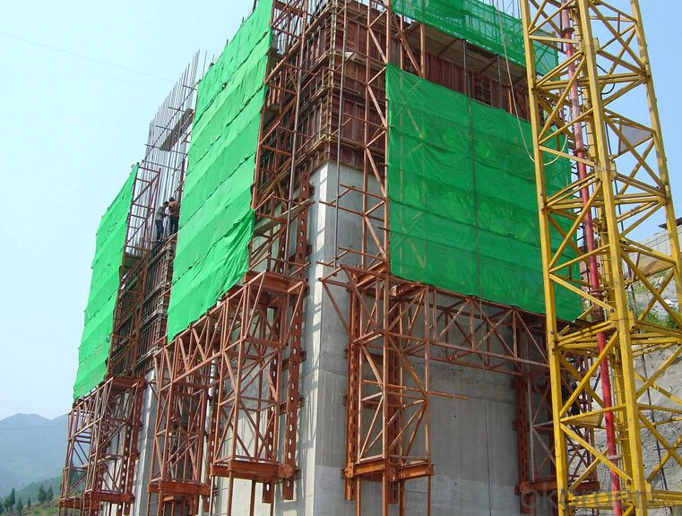 Auto-climbing Formworks for Government Building Construction