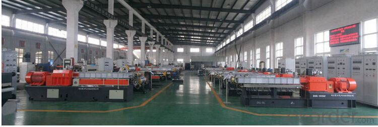 PP/PE/PVC Single Wall Corrugated Conduit Pipe Extrusion