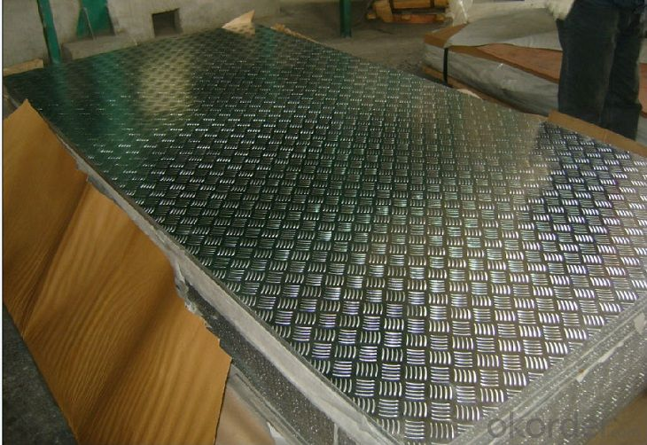 Floor Aluminium Checker Plate with Low Price
