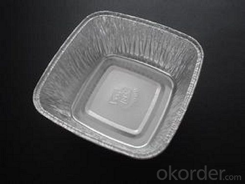 Aluminium Foil for Food Container and Food Packaging
