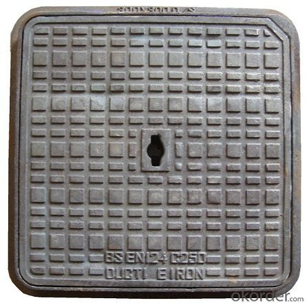 Manhole Cover(Cover Only)with Good Quality