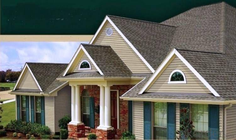 3-tab Roofing Tiles Asphalt Shingles Building Material