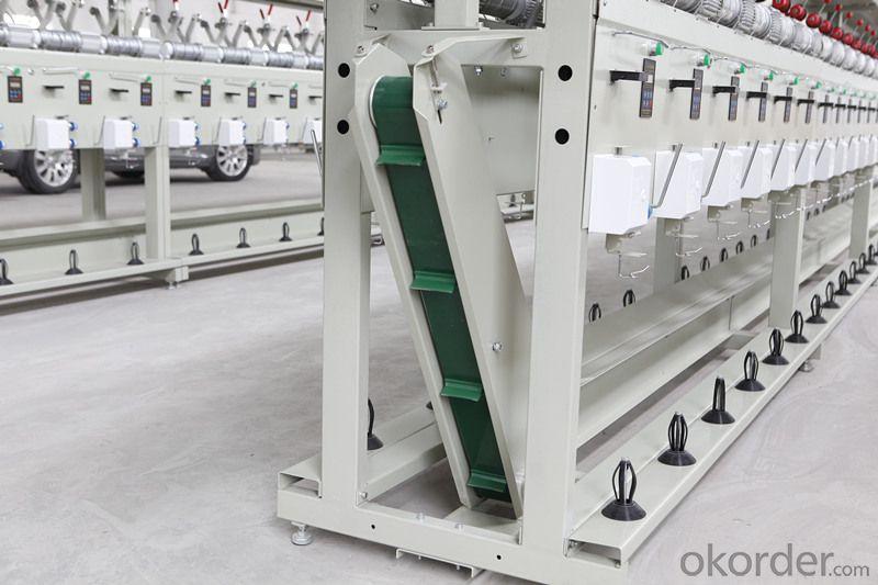Large Package Yarn Bobbin Winder Machinery