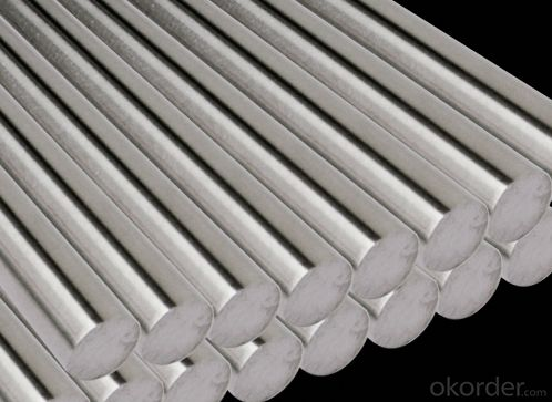 A36 Round Steel Bar Large Quantity in Stock