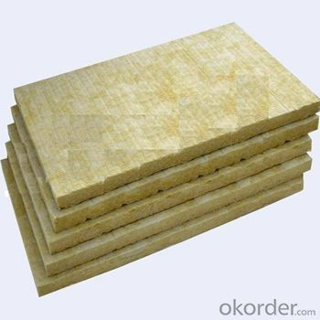 Durable Fireproof Rock Wool Sandwich Wall Panel