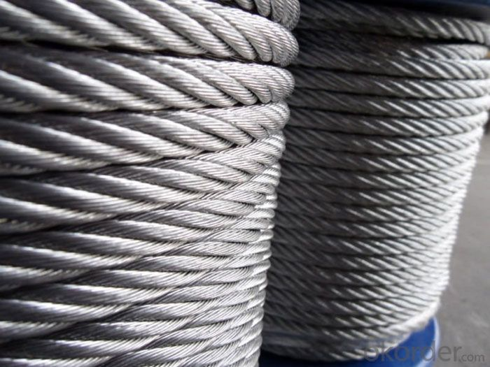 Carbon Spring Steel Wire with High Tensile