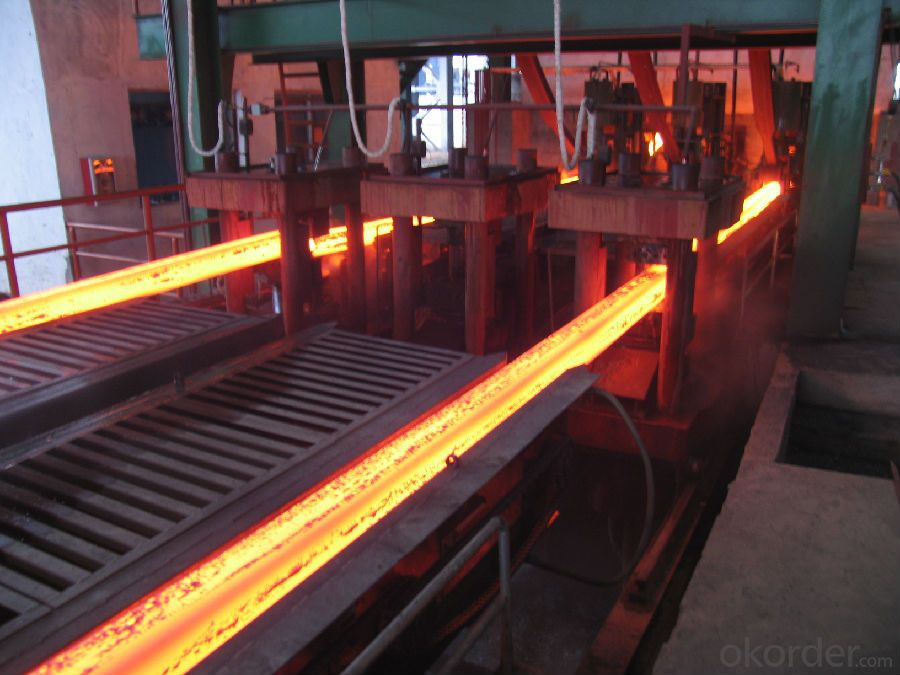 Q235/3SP 170MM Blast Furnace Hot Rolled Steel Billet