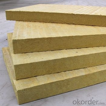 Mineral Wool Board Water-Repellent 120kg/m3 Rock Wool