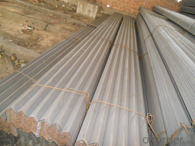Supply Hot Rolled Angle Steel for Transmission Towers