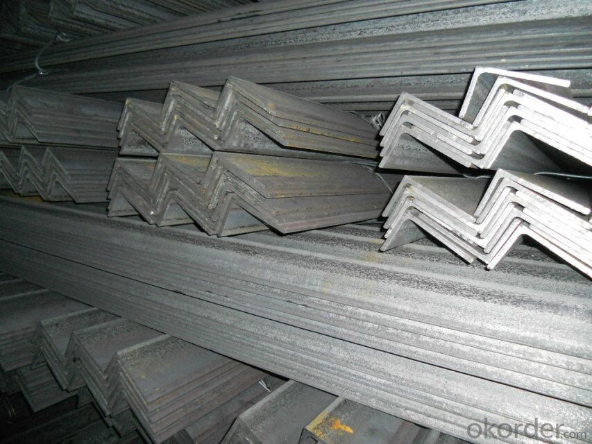 Offer MS Hot Rolled Equal Angle Bars From CNBM