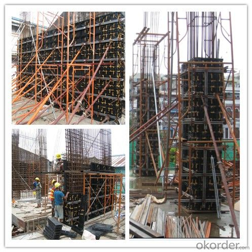 Construction formwork and plastic Formwork