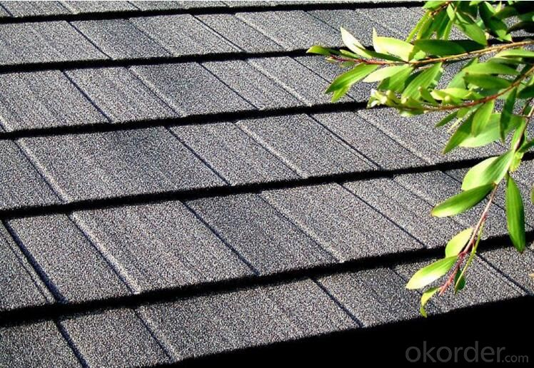 Superior Heat Insulated Performance Roof Tile Shingles