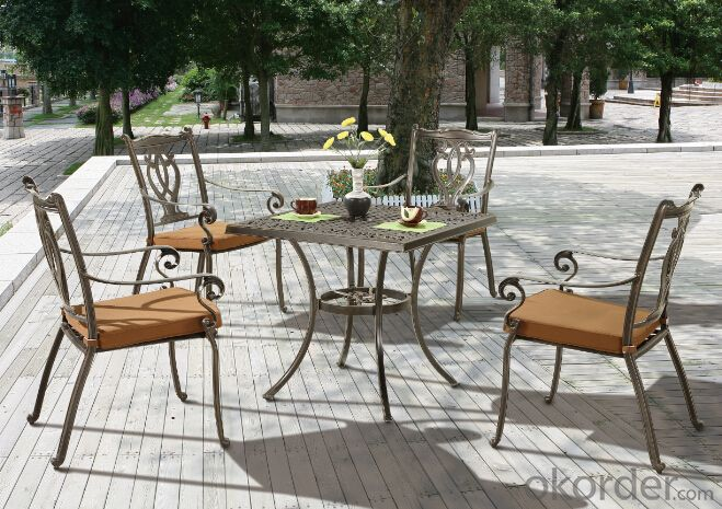Aluminium Garden Sets Model CMAX-T01(C04)