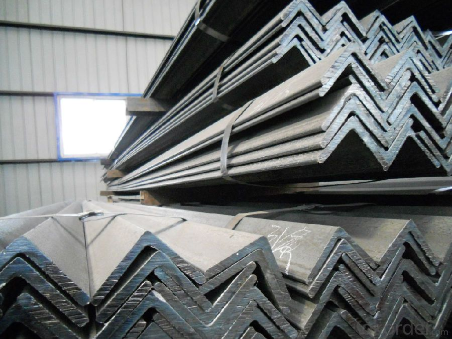 Hot Rolled Steel High Qulity Angle Steel Unequal Steel Angle Made In China